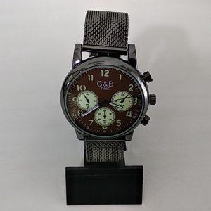 Reloj Caballero G&B metalico reloj. XaQueXulo